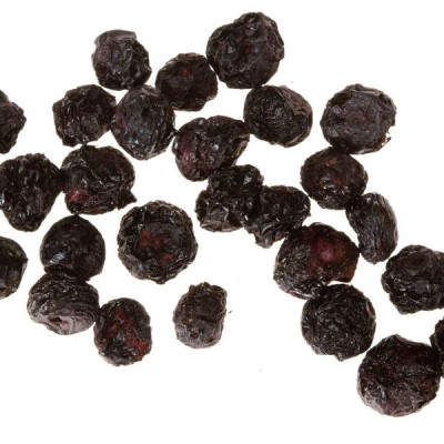 Freeze Dried Whole Blueberries 125g