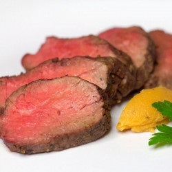 Beef - Fillet (Chain On) 4lb+
