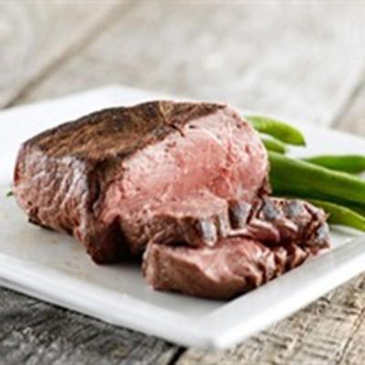 Buffalo Rump Steaks 2 x150g