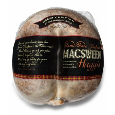 Haggis Ceremonial Cheiftain - Serves 16-18