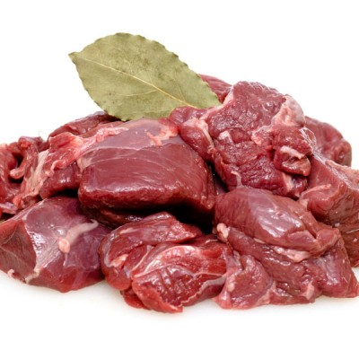 Venison - Diced - 1kg Bag