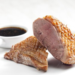 Goose Breast - Hot Smoked