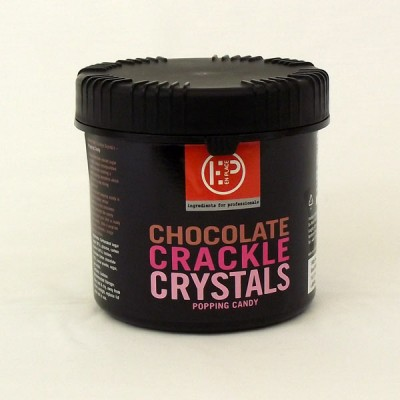 Chocolate Crackle Crystals - 500g