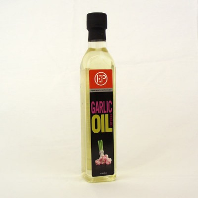 Garlic Oil - 500ml Bottle