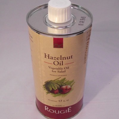 Hazelnut Oil - 500ml Tin