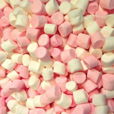 Marshmallows - Mini - 1kg Bag