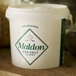 Maldon Sea Salt - 1.5kg Tub