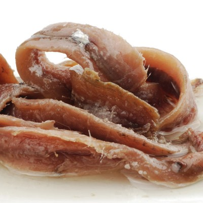 Anchovy Fillets In Oil - 365g Tin