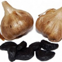 Garlic - Black 50gm - Peeled
