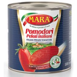 Tomatoes - Peeled Whole Plum - 2.5kg