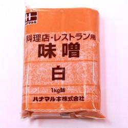 Miso - White Soya Bean Paste 1kg