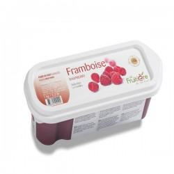 Raspberry Puree - 1kg Frozen